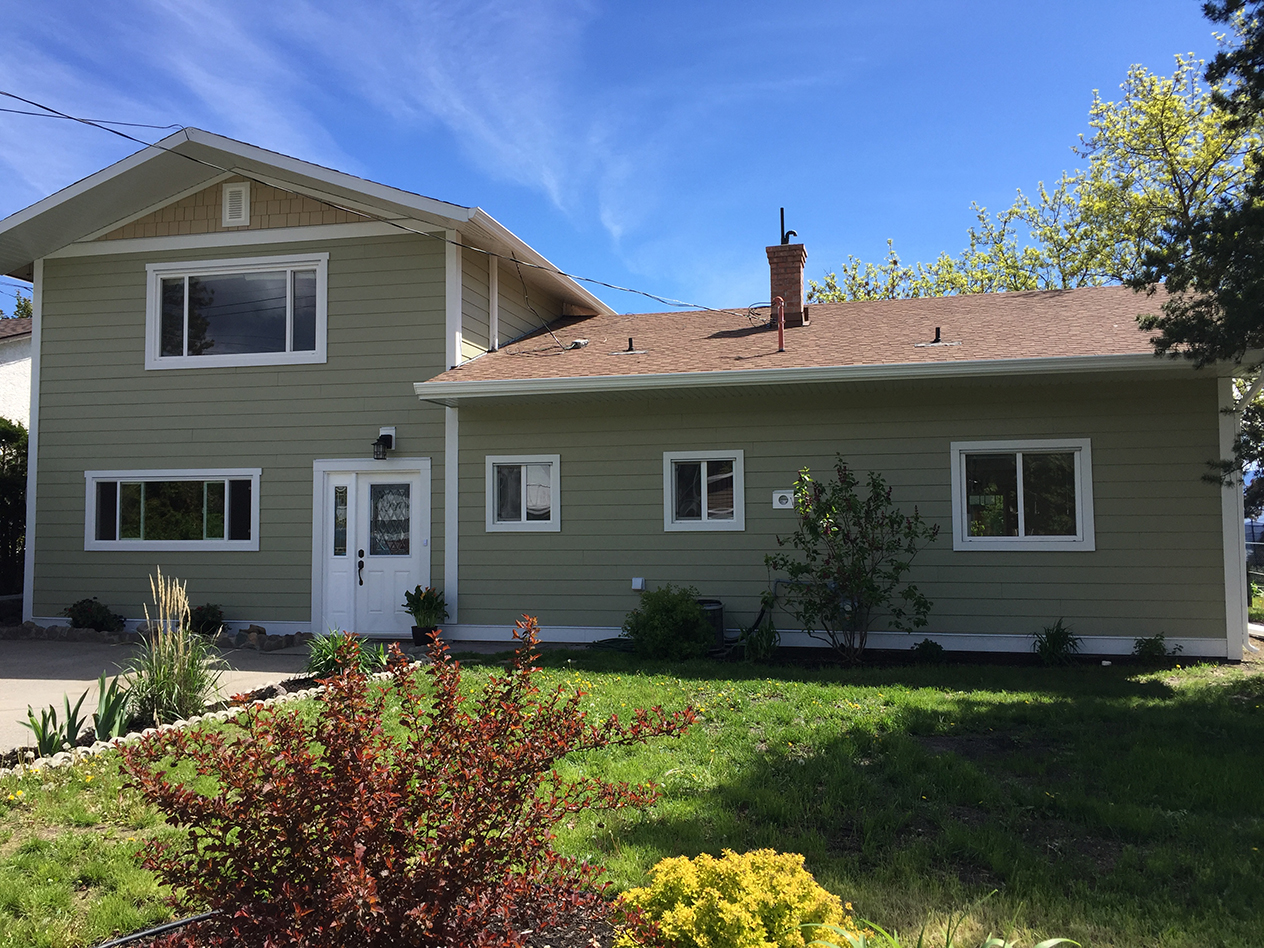 Okanagan Exteriors Inc. - After Renovations